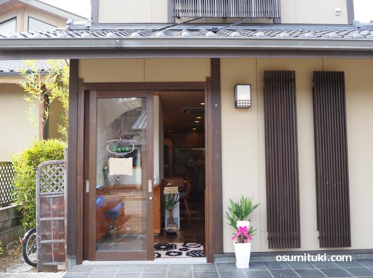 カフェダイニング Sera(店舗外観写真)