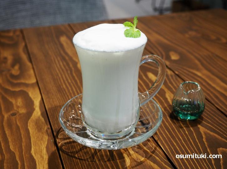 ミント専門カフェ「cafe grayish green」
