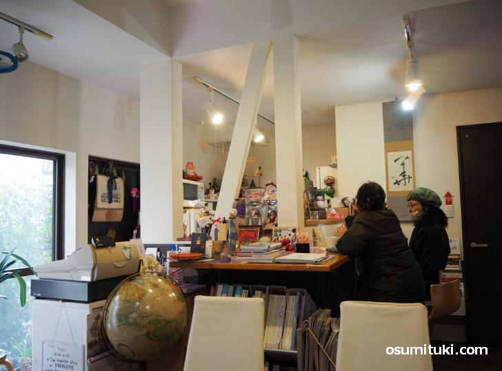 フィンランドカフェ カウニスマッラ(Kaunis Marra)