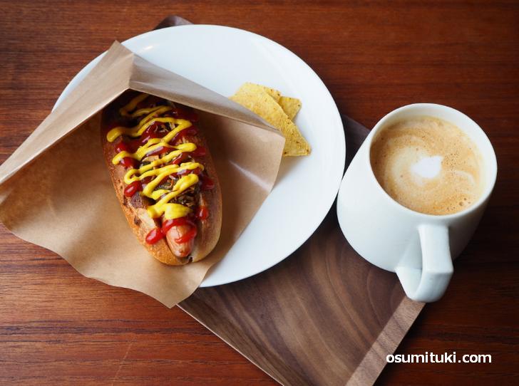ホットドッグが美味しい(tote -トテ-)