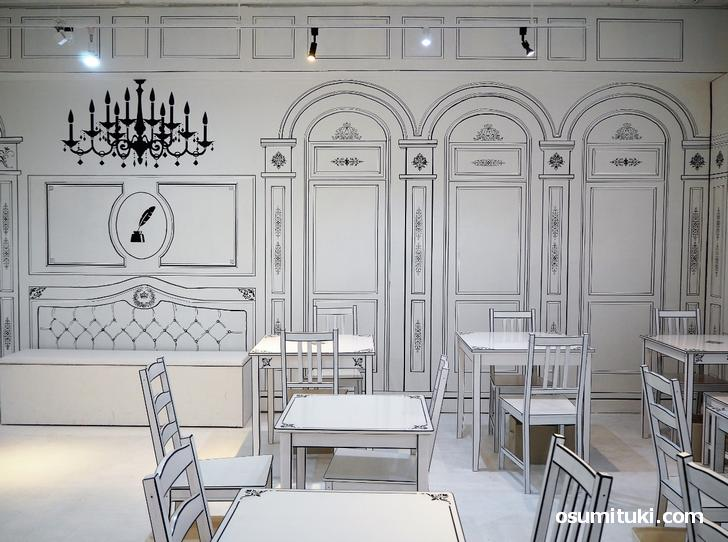 2021年3月27日オープン ink cafe(インクカフェ・2Dカフェ)