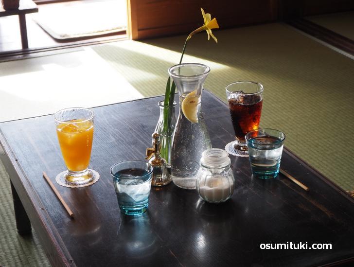 雰囲気の良い静かな古民家カフェ(cafe Eden)