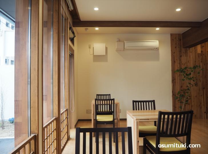 カフェ&スパイスカレーDoppo(店内写真)