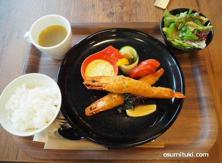 大人の海老フライ~自家製タルタルソース~(1480円)
