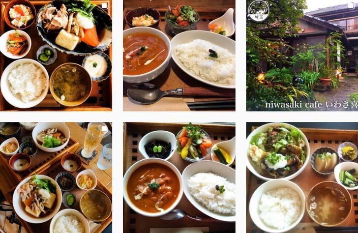 niwasaki cafe いわさ喜(さいたま市)家庭の味・田舎ごはん