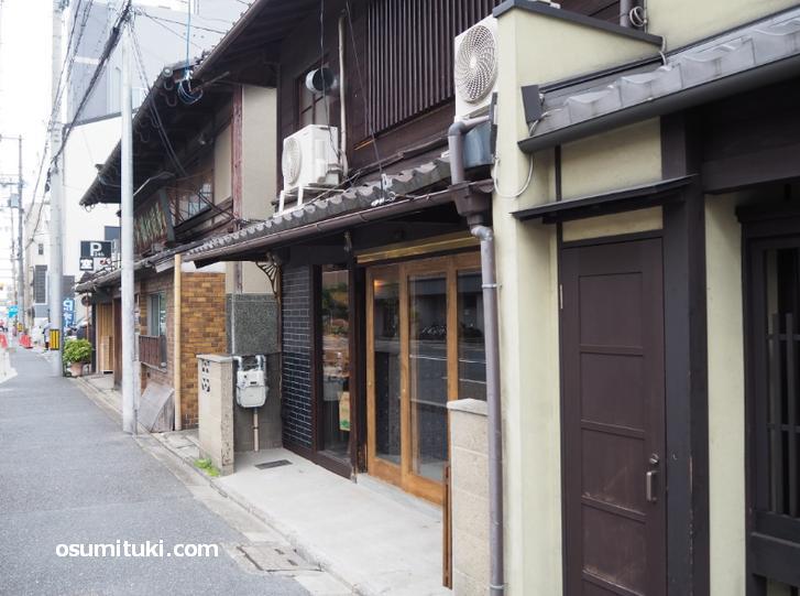 京町家をリノベーション(あしべ)