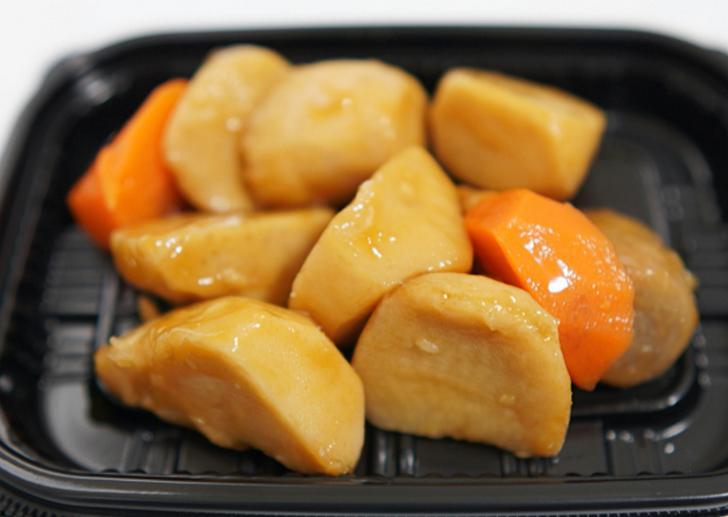 お惣菜は常に80種類のレパートリー(ままぐらんど)