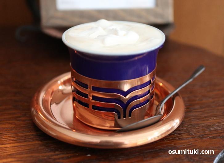 ウインナーコーヒー(600円)