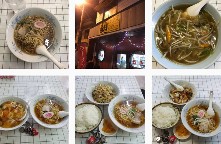 麺ハウス(茨城県日立市)ラーメン200円!定食などとセットだと100円