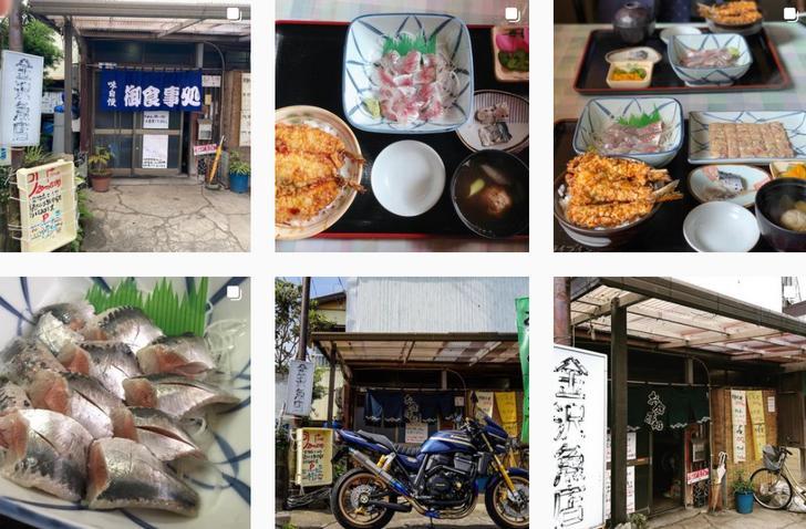 金沢魚店(千葉県山武市)アジイワシたっぷりセット1600円の海鮮食堂