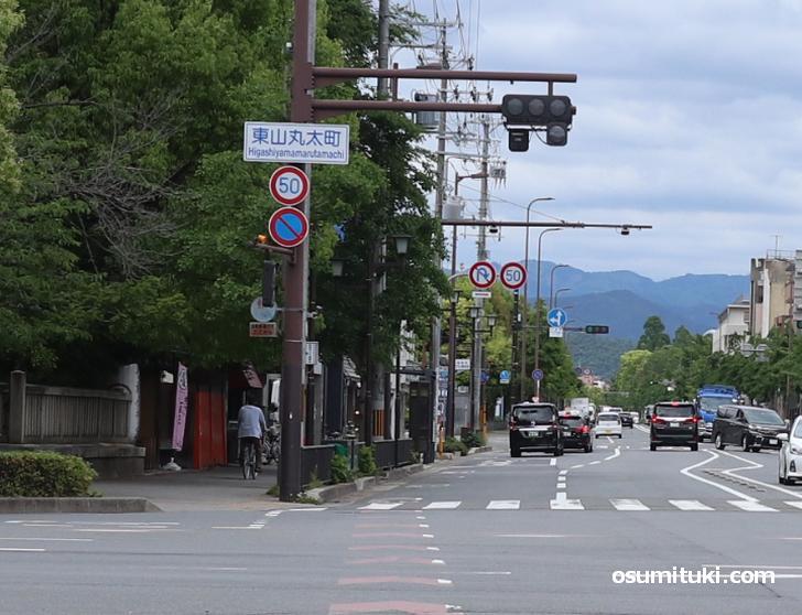 京都住所が長すぎる理由は通りの名前で場所を覚えているから