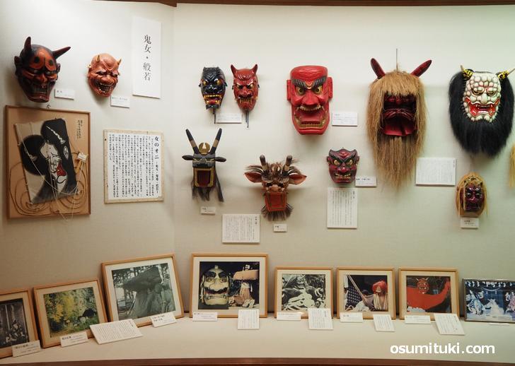 日本各地にも様々な鬼がいる