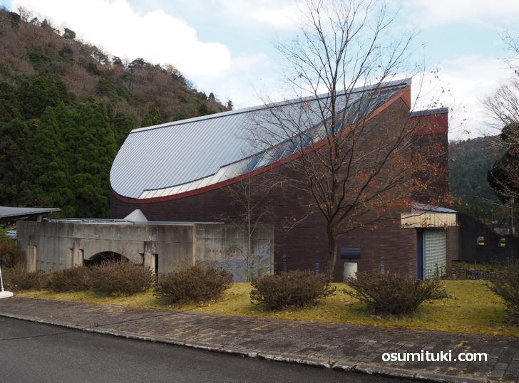 日本の鬼の交流博物館(福知山市大江町)