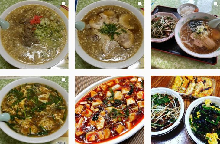 チャーハン以外の料理も充実(中華料理 桃蘭)