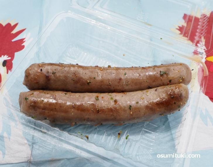 猪肉ウインナー(400円)2本