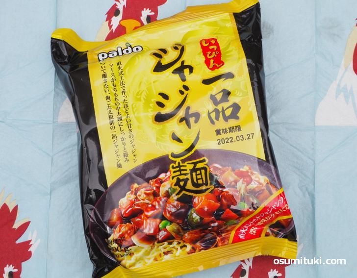 一品ジャジャン麺(PALDO製品)