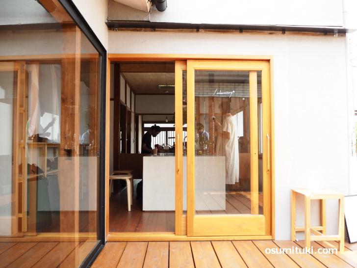 カフェ「& laboratory」が開業!並河(亀岡市)のカフェ密集地帯に!