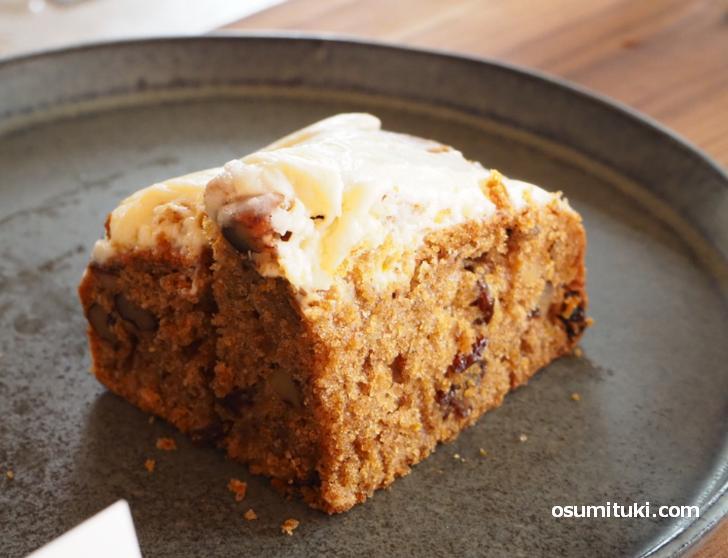 キャロットケーキ-4種のスパイス-
