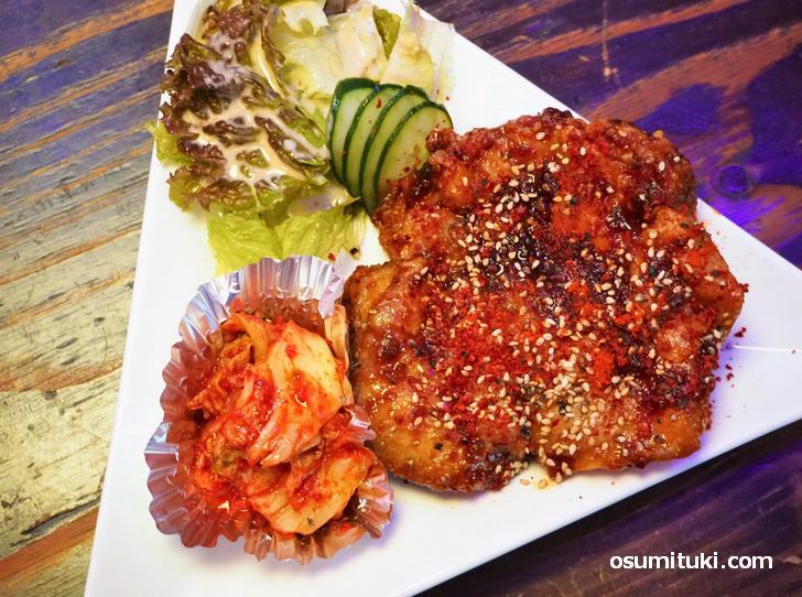 韓国の方から「本場の味がする料理店」と評価されたお店が「韓国料理店 限界ヲ突破セヨ」
