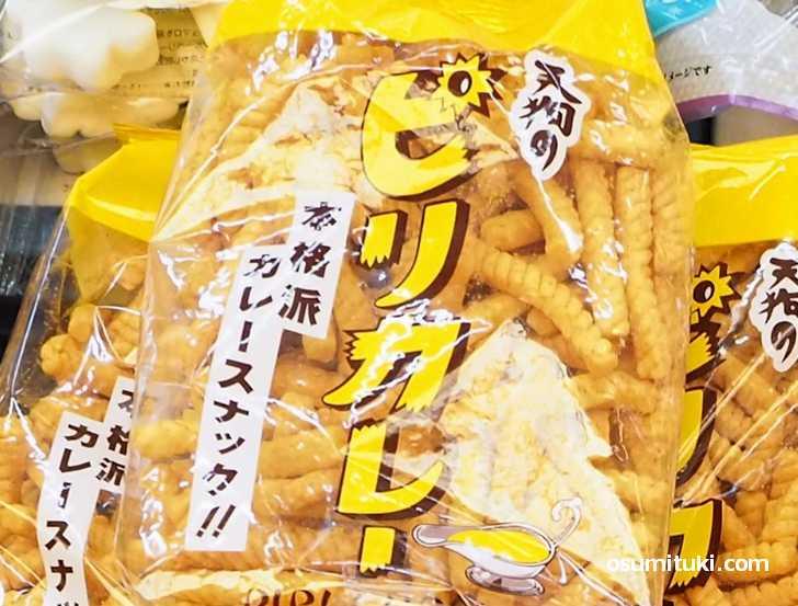 京都のメーカー「天狗製菓」工場直売所