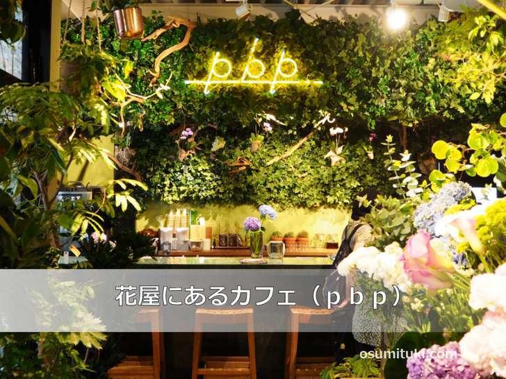 マエストロ京都は中京区にある花屋